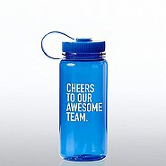 Value Wide Mouth Wellness Bottle - Awesome Team