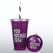 Holiday Glitter Gift Set - You Rocked 2016