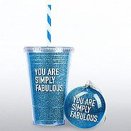 Holiday Glitter Gift Set - You are Simply Fabulous