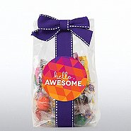 Sweet Treats Candy Bag - Hello, Awesome