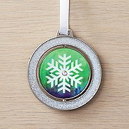Spinner Ornament - Thanks For Going Above & Beyond