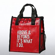 Value Cooler Tote - Above and Beyond: It's What I Do.