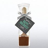 Hot Cocoa Spoon - Happy Holidays