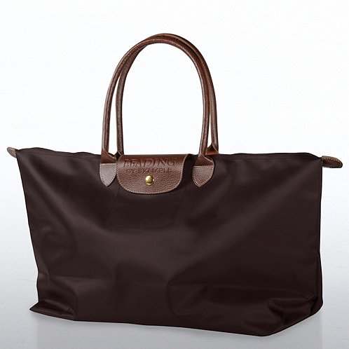 Leading by Example Foldable Tote