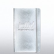 Metallic Poppin Journal - Hello! Welcome to the Team