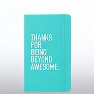 Poppin Journal - Thanks For Being Beyond Awesome
