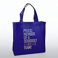 Simply Stunning Tote - Proud Member Of An Awesome Team