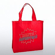 Simply Stunning Tote - Outstanding Service Is My Superpower
