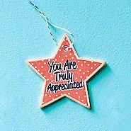 Festive Value Ornament - You Are Truly Appreciated