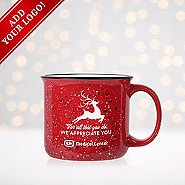 Add Your Logo - Best-Selling Campfire Mug -We Appreciate You