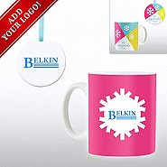 Add Your Logo - Cheerful Holiday Gift Set - We Appreciate