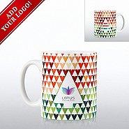 Add Your Logo - Full O' Joy Value Mug - MAD: It's What I Do