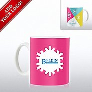 Add Your Logo - Full O' Joy Value Mug - We Appreciate You