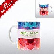 Add Your Logo - Full O' Joy Value Mug - The Year of Awesome