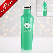 Add Your Logo -Holiday Corkcicle Canteen-The Year Of Awesome
