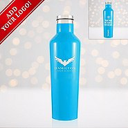 Add Your Logo - Holiday Corkcicle Canteen - Together We MAD