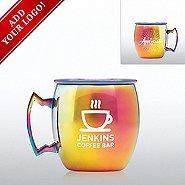 Add Your Logo - Iridescent Moscow Mule Mug - Appreciate