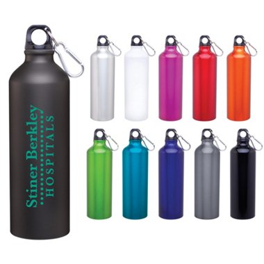 Aluminum Sports Promotional Water Bottle