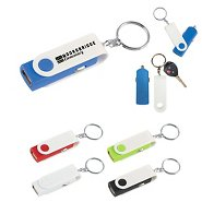 Promotional USB Car Charger Key Chain