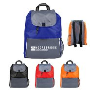 Promotional Adventure Drawstring Back Pack
