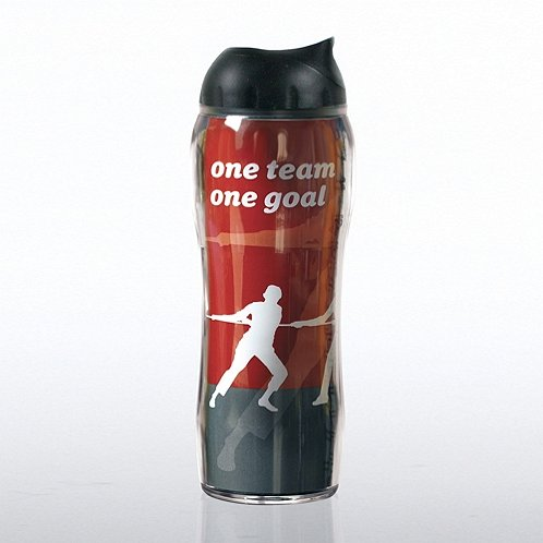 One Team, One Goal Travel Mug