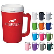 Promotional Thermo Insulated Big Mug