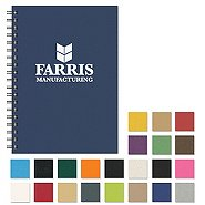 Promotional Foil-Stamped Journal & Pen Set - ADD YOUR LOGO!