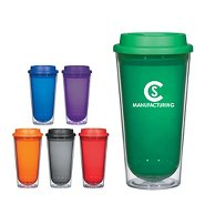 Promotional Translucent Hot or Cold Tumbler