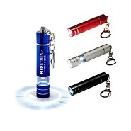 Promotional LED Flashlight & Mini Lantern Key Chain