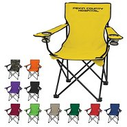 Promotional Outdoor Leisure Chair with Carrying Case