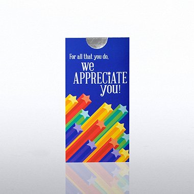 Gum Pack - We Appreciate You Stars