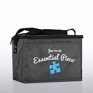 Value Cooler - You're an Essential Piece Blue