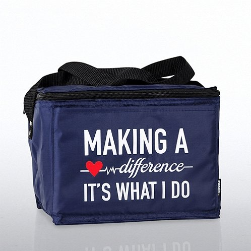 Smart Saying Making a Difference Value Cooler