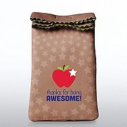 Lunch Sack Cooler Bag - Thanks for Being Awesome Apple Star