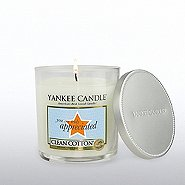 Yankee Candle - You Are Truly Appreciated - Clean Cotton