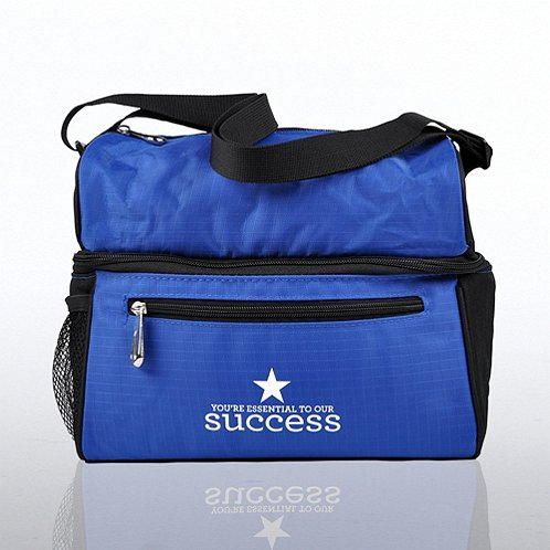 You're Essential to our Success Insulated Cooler Bag
