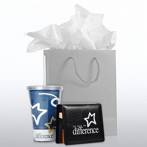You Make the Difference Appreciation Gift Set