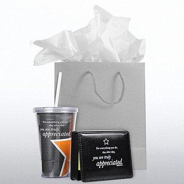 Twist & Flip Gift Set - You are Truly Appreciated