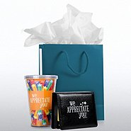 Appreciation Gift Set  - We Appreciate You