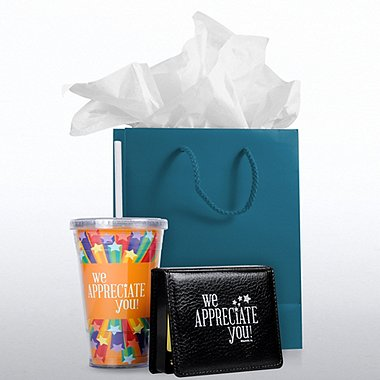 Twist & Flip Gift Set - We Appreciate You