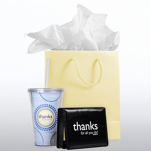 Thanks for All You Do! Appreciation Gift Set