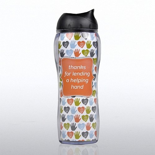 Helping Hand Travel Mug