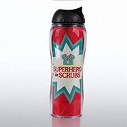 Travel Mug - Superhero in Scrubs