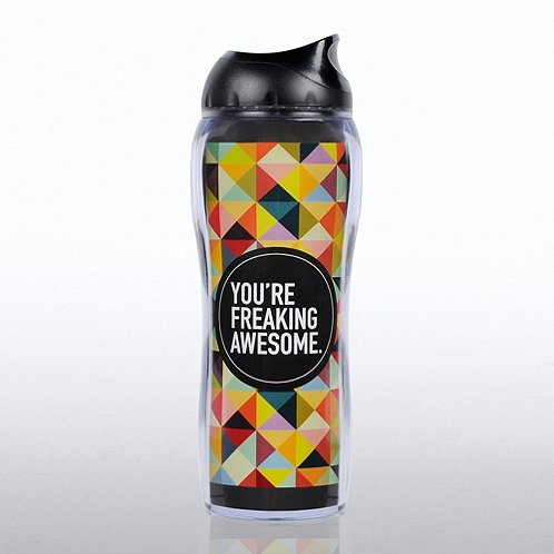 You're Freaking Awesome Travel Mug