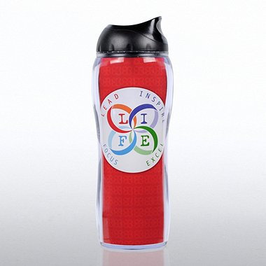 Travel Mug - L.I.F.E. - Lead, Inspire, Focus, Excel