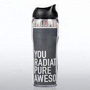 Travel Mug - Exclamations - Grey