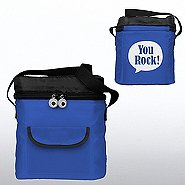 Goofy Grin Cooler Bag - Positive Praise - You Rock!
