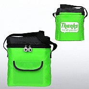 Goofy Grin Cooler Bag-Positive Praise-Thanks for All You Do