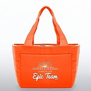 Color Pop Value Cooler Bag - Part Of Our Epic Team