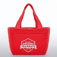 Color Pop Value Cooler Tote - Awesome Teammate